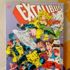 Cómics: COLECCIÓN PRESTIGIO VOL 1 FORUM NÚM. 55. EXCALIBUR VS X-MEN: CRUCES EN X. 1993. Lote 157361366