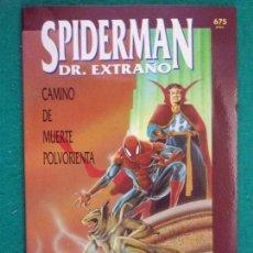 Cómics: SPIDERMAN. DR. EXTRAÑO. CAMINO DE MUERTE POLVORIENTA / 1993. FORUM - 61. Lote 157383794