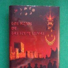 Cómics: LOS HIJOS DE LA SIETE LUNAS / MIGUEL OLMEDA ESCRIBANO / 2011. Lote 157384886
