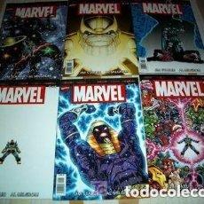 Fumetti: MARVEL EL FIN. COLECCION COMPLETA. COMICS FORUM. 6 NUMEROS. THANOS. JIM STARLIN.. Lote 157454698