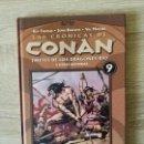 Cómics: LAS CRONICAS DE CONAN 9 EXCELENTE ESTADO. Lote 157736322