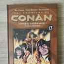 Cómics: LAS CRONICAS DE CONAN 13 EXCELENTE DE KIOSKO SIN ABRIR EL PRECINTO. Lote 157737622