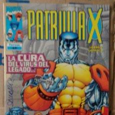 Cómics: LA PATRULLA-X VOLUMEN 2 FORUM NÚMERO 69. FIRMADO POR SALVADOR LARROCA. 24 PÁGINAS. 2001. Lote 157841094