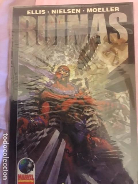 RUINAS ELLIS (Tebeos y Comics - Forum - Prestiges y Tomos)