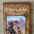 Cómics: LAS CRONICAS DE CONAN 7 MUY BUEN ESTADO. Lote 157735650