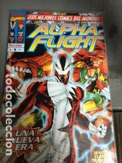 ALPHA FLIGHT 1 A 20 + ESPECIAL (COMPLETA) (Tebeos y Comics - Forum - Alpha Flight)