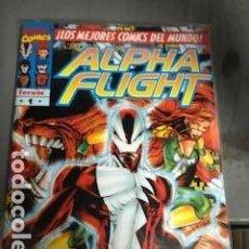 Cómics: ALPHA FLIGHT 1 A 20 + ESPECIAL (COMPLETA). Lote 157923422