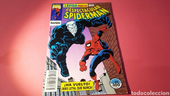 CASI EXCELENTE ESTADO SPIDERMAN 311 FORUM (Tebeos y Comics - Forum - Spiderman)