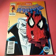 Cómics: CASI EXCELENTE ESTADO SPIDERMAN 313 FORUM. Lote 158039110