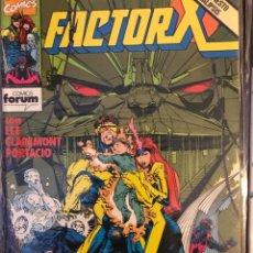 Cómics: FACTOR-X 52 VOL. 1 COMICS FORUM MARVEL. Lote 158129074