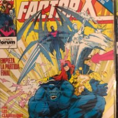 Cómics - FACTOR-X 51 VOL. 1 COMICS FORUM MARVEL - 158129258