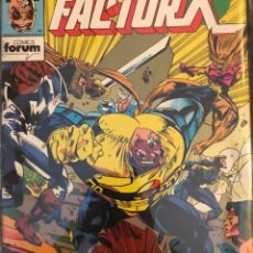 Cómics: FACTOR-X 68 VOL. 1 COMICS FORUM MARVEL. Lote 158129446