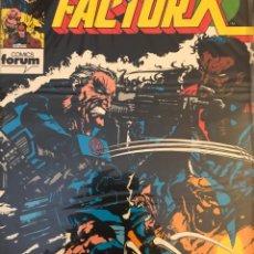 Cómics: FACTOR-X 69 VOL. 1 COMICS FORUM MARVEL. Lote 158129642