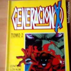 Cómics: GENERACIÓN X TOMO 2. Lote 158367698