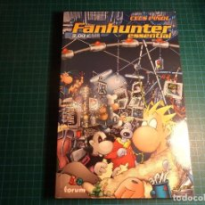 Comics - fanhunter essential. cels piñol. forum. (b-5) - 158404602