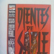 Cómics: DIENTES DE SABLE , Nº 1 DE 4 : CAZA MORTAL. Lote 158565078