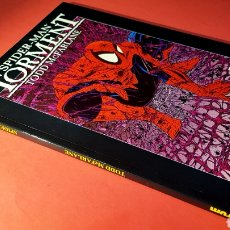 Cómics: DE KIOSCO SPIDERMAN TORMENTO TODD MCFARLANE FORUM OBRAS MAESTRAS 16. Lote 158640692