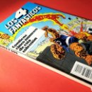 Cómics: EXCELENTE ESTADO LOS 4 FANTASTICOS 76 AL 80 RETAPADO FORUM. Lote 158642785