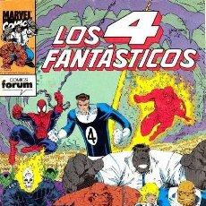 Cómics: LOS 4 FANTÁSTICOS VOL.1 Nº 107 - FORUM. LOS NUEVOS 4 FANTASTICOS. ARTHUR ADAMS WALTER SIMONSON.. Lote 158726754
