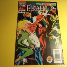 Comics: EXCALIBUR. Nº 33. FORUM. (B-2). Lote 158821906