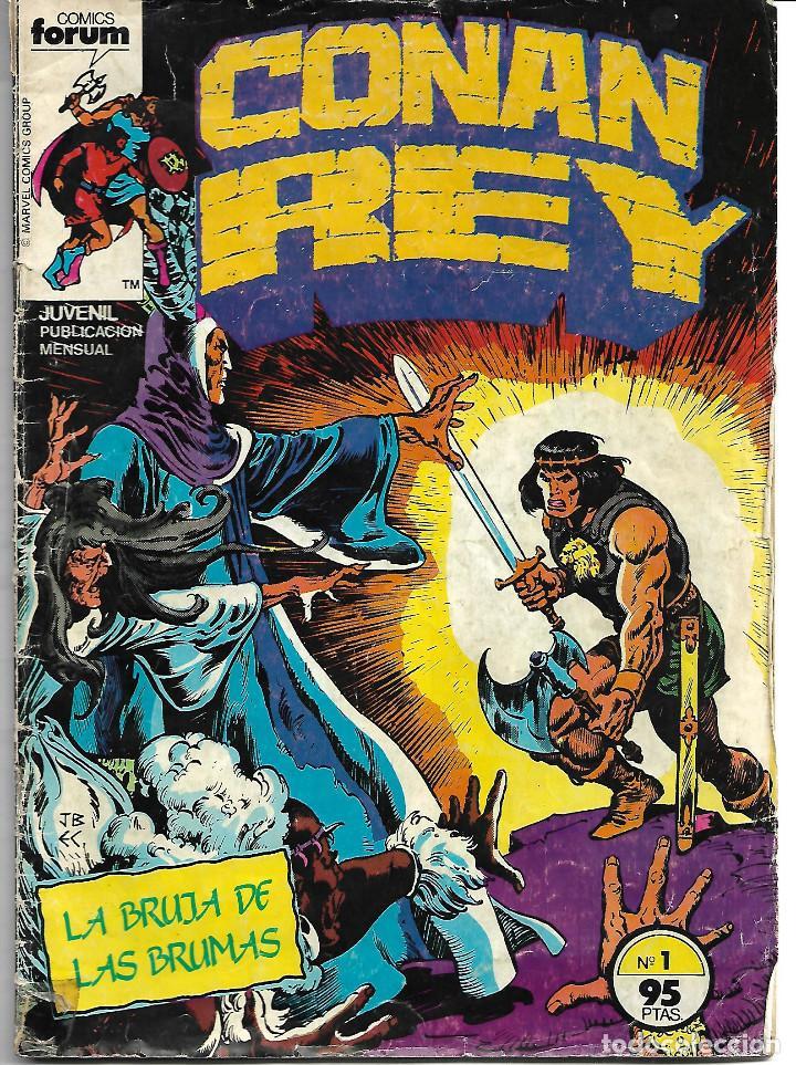 CONAN REY - COMPLETA (Tebeos y Comics - Forum - Conan)