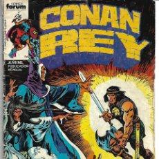Cómics: CONAN REY - COMPLETA. Lote 158833890