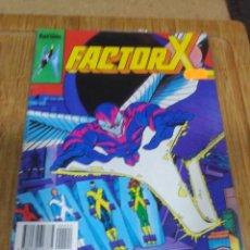 Comics: FACTOR X Nº 22. Lote 158863646