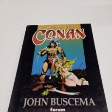 Cómics: CONAN JOHN BUSCEMA 1 MEJORES AUTORES EXCELENTE ESTADO . Lote 158889346