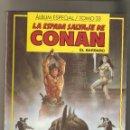 Cómics: LA ESPADA SALVAJE DE CONAN - TOMO 33 CON LOS NUMEROS 140 , 141 Y 142 - FORUM - . Lote 158908498