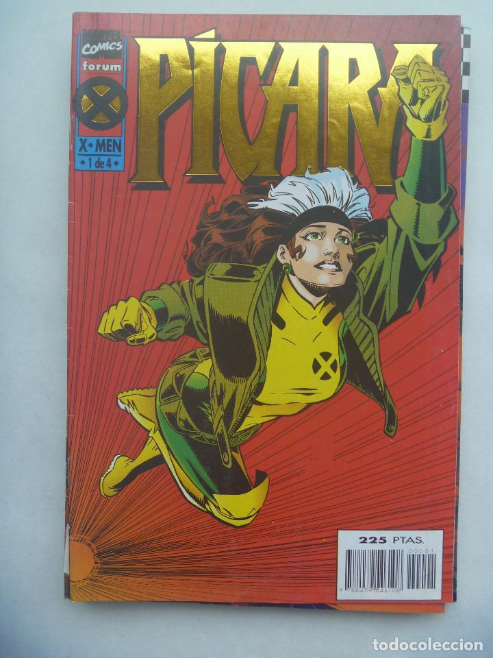 MARVEL COMICS : X - MEN , PICARA , Nº 1 (Tebeos y Comics - Forum - Otros Forum)