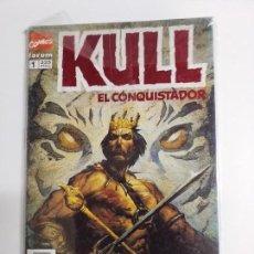 Cómics: KULL EL CONQUISTADOR 1 FORUM . Lote 158999842