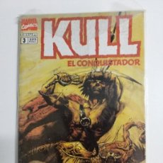 Cómics: KULL EL CONQUISTADOR 3 FORUM . Lote 158999874
