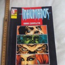 Comics: INHUMANOS OBRA COMPLETA. CONTIENE LOS Nº O VOLUMENES DEL 1 AL 12. COMIC FORUM MARVEL KNIGHTS . Lote 159045242