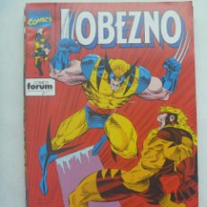 Cómics: MARVEL COMICS : LOBEZNO , Nº 59. Lote 159099762