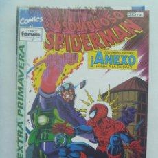 Cómics: MARVEL COMICS : EL ASOMBROSO SPIDERMAN , EXTRA DE PRIMAVERA . Lote 159168862