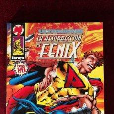 Cómics: MARVEL FORUM - ESPECIAL X-MEN ULTRAVERSE LA RESURRECCIÓN DE FENIX 1. Lote 159203746