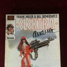 Cómics: MARVEL FORUM - ELEKTRA ASSASSIN NUM. 12 FRANK MILLER. Lote 159222010