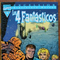 Fumetti: MARVEL COMICS- EXCELSIOR BIBLIOTECA MARVEL-LOS 4 FANTÁSTICOS - Nº4-1999-NM. Lote 159222750