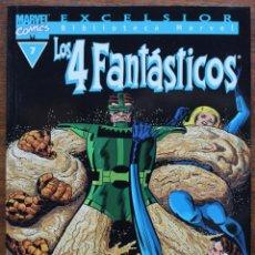 Fumetti: MARVEL COMICS- EXCELSIOR BIBLIOTECA MARVEL-LOS 4 FANTÁSTICOS - Nº7-1999-NM. Lote 159223466
