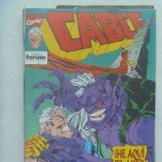 Cómics: MARVEL COMICS : CABLE , Nº 15, ¡ HE AQUI EL HIJO DE LA REINA DUENDE !. Lote 159240038