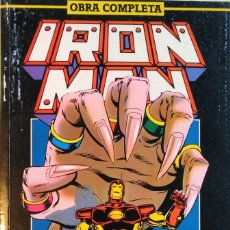 Cómics: IRON MAN VOLUMEN 2 (1 AL 15) DE DAVID MICHELINIE, BOB LAYTON, JACKSON GUICE, DENYS COWAN.... Lote 159310370