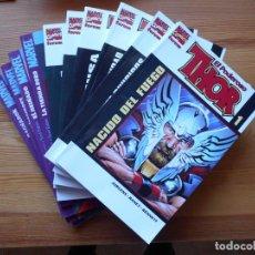 Cómics: EL PODEROSO THOR VOLUMEN 5 COMPLETA - 10 TOMOS - MARVEL - FORUM / PANINI (GB). Lote 159341098
