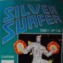 Cómics: SILVER SURFER FORUM TOMO VOL 2 NºS 1 AL 7 . Lote 159345590