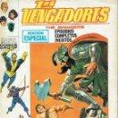 Cómics: LOS VENGADORES. DOMAR A UN TITÁN.. Lote 159378238