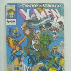 Cómics: MARVEL COMICS : X - MEN, Nº 16 , LA CANCION DEL VERDUGO. Lote 159388014