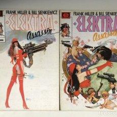 Cómics: ELEKTRA ASSASSIN (ELEKTRA ASESINA) DE FRANK MILLER Y BILL SIENKIEWICZ. FORUM.. Lote 159417038
