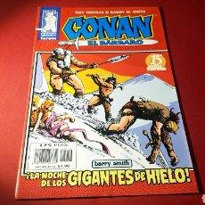 Comics : DE KIOSCO CONAN EL BARBARO 16 FANTASIA HEROICA FORUM ROY THOMAS. Lote 159469101