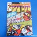 Cómics: CÓMIC DE IRON MAN AÑO 1988 Nº 3 CÓMICS FORUM LOTE 13 BIS. Lote 159474390
