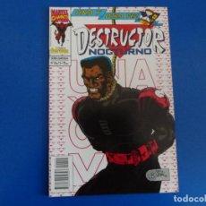 Cómics: CÓMIC DE DESTRUCTOR NOCTURNO AÑO 1995 Nº 10 DE EDICIONES FORUM LOTE 13 F. Lote 159476686