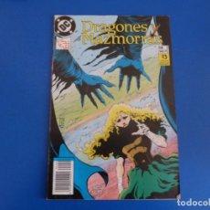 Cómics: CÓMIC DE DRAGONES Y MAZMORRAS AÑO 1990 Nº 3 DE EDICIONES ZINCO LOTE 13 F. Lote 159479090